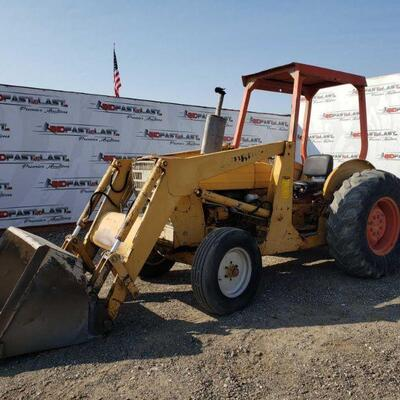 275  Ford Loader Series 9-857 With Box Scrapper - See Video!! See Video!! Serial No: CL49005 Total Hours: 3408