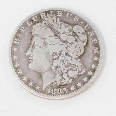 820 Morgan Silver Dollar- 26.03g New Orleans Mint