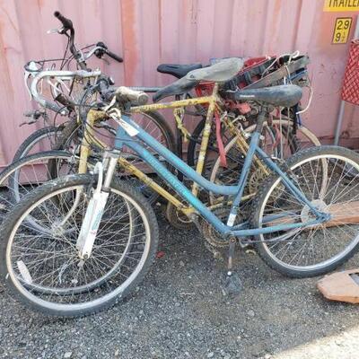 #80000 • 4 Bicycles Sport Cycle, Hard Rock GX , Road Master and Grand Peak