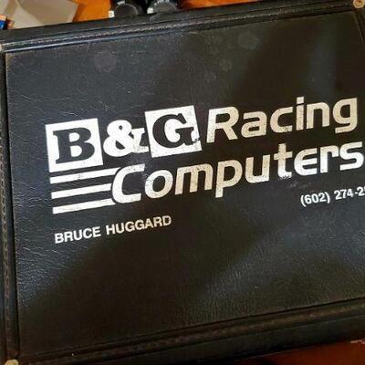 B&G Racing Computers