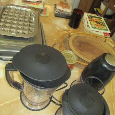 Ninja & kitchen