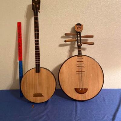Musical Instrument Decor