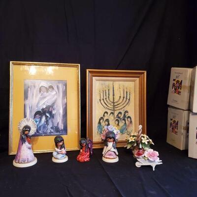 DeGrazia Art and Figurines