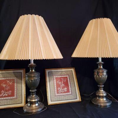 Lamps & Tapestries