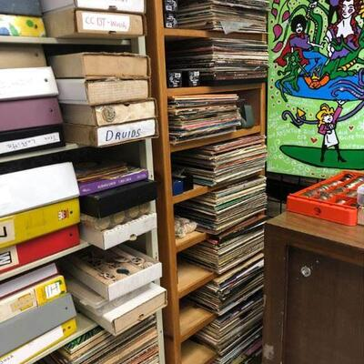 LAR9008 Mega Huge Collection of LP Records $5ea and up