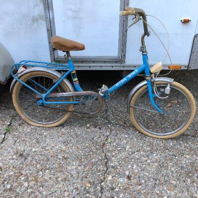 https://www.ebay.com/itm/114454878103TL0020 Vintage Italian Hyda Bike Folding Compact 20