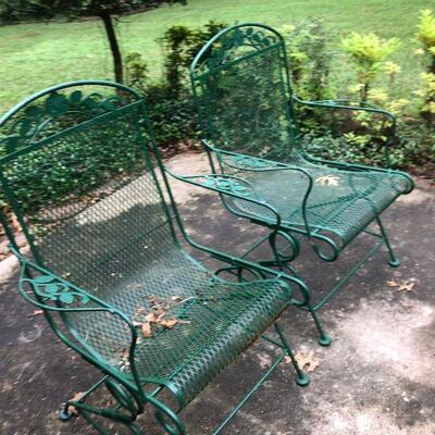 https://www.ebay.com/itm/114454795219TL0005 2 Mid Century Bounce Metal Outdoors Chairs Pickup OnlyBuy-It-Now $175.00