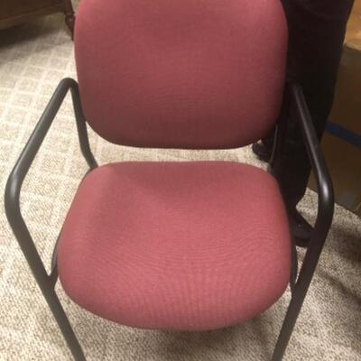 Two chairs 10 dollar each