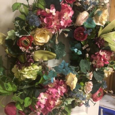 Wreath 15.00