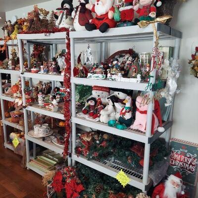 Christmas galore!!