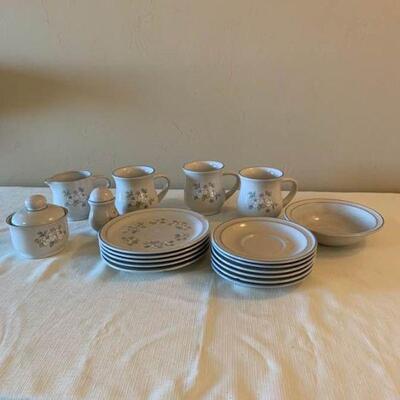 Chantilly Stoneware