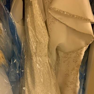 SUPER SAVING SALE/  Choice of Designer Wedding Gowns NOW ON  BETWEEN $100- $450
