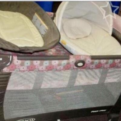 $75 Graco Pac N Play / Used Only 2x