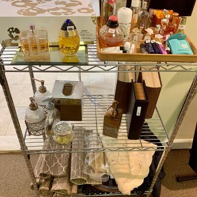 Perfume, Table Runners& Bathroom Accessories