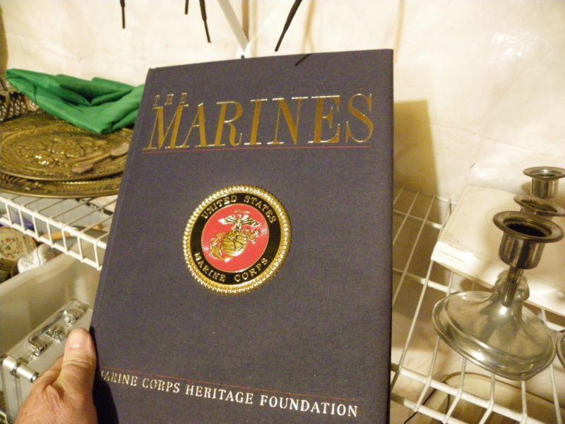 """ USMC History Book 1998 edition""."