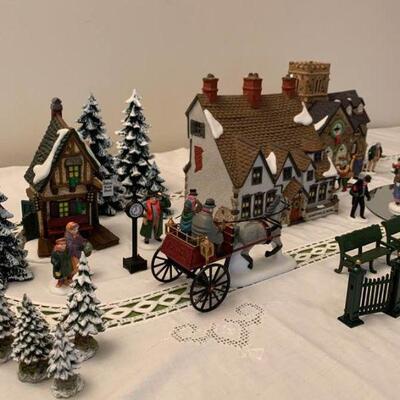 Dickens Village Christmas
