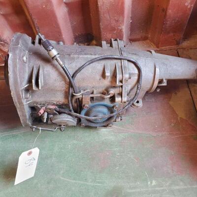 84  Fomoco C4 Automatic Transmission Fomoco C4 Automatic Transmission