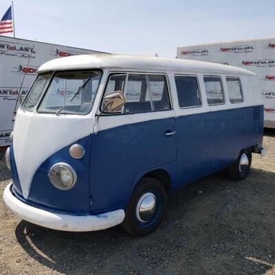 45  1966 Volkswagen Bus Clean Ca Car!!!! See Video!! 1966 Volkswagen Bus Very Minimal RUST