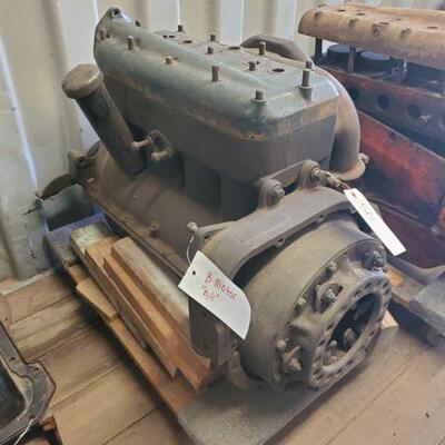 56  Flathead B Motor Flathead B Motor