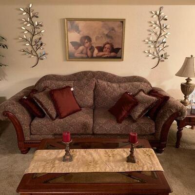 $350 sofa
