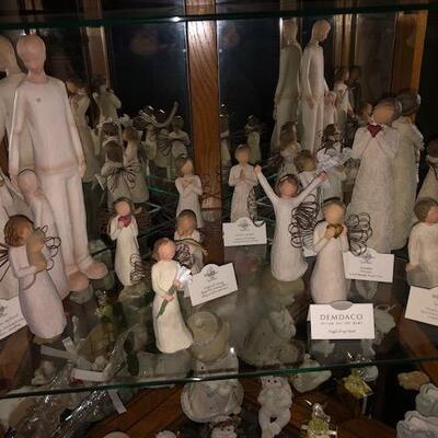 Angel Statues