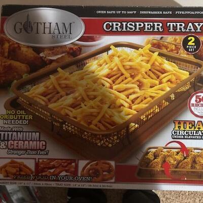 Crisper Tray