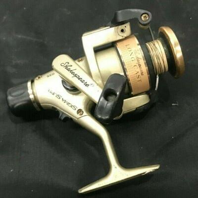 https://www.ebay.com/itm/124441303323KG100 VINTAGE SHAKESPEARE LONG CAST FISHING REEL SIGMA SUPRA Auction  Ebay