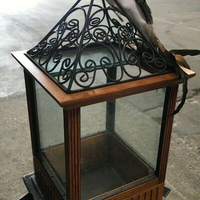 https://www.ebay.com/itm/124441303848KG109 DECORATIVE CONTAINER MADE OF WOOD,GLASS AND METAL WITH BIRD ON TOP Auction  Ebay