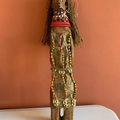 Turkana doll
