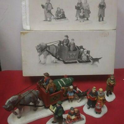 https://www.ebay.com/itm/124472715433	GN3103 LOT OF TWO DEPARTMENT 56 CERAMIC FIGURINES HERITAGE VILLAGE SERIES IN BOX		 Buy-IT-Now...