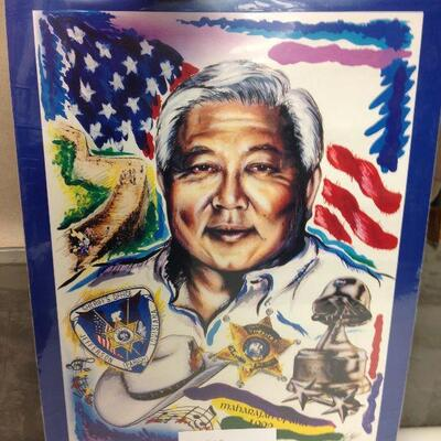 https://www.ebay.com/itm/114528608909	LY0002 Harry Lee Maharajua of Alla 1992 Print 2'X1.5'		Buy-it-Now	 $20.00