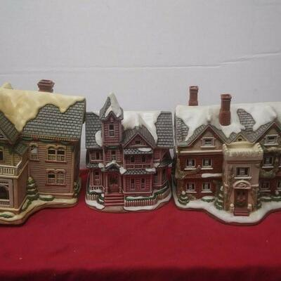 https://www.ebay.com/itm/124450462979	GN3085 LOT OF THREE USED VINTAGE CERAMIC LEFTON BUILDINGS , COLONIAL VILLAGE		 Buy-IT-Now 	 $55.00