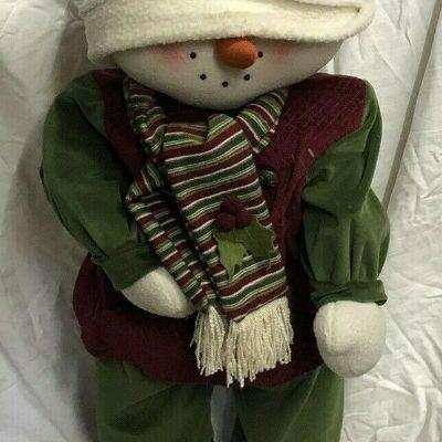 https://www.ebay.com/itm/114561863761	WL7055 XL Plush Statue of Snowman Pickup Only	 $35.00 	OBO