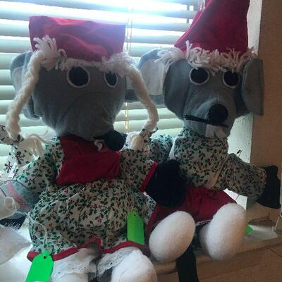 Fun Christmas Animals