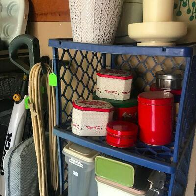 Pots Tins and More