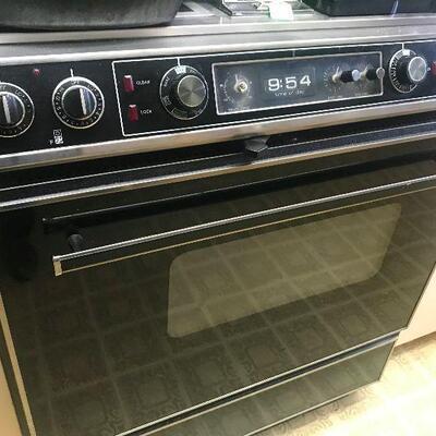 Jenn air Electric stove