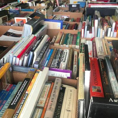 More Books than a Library