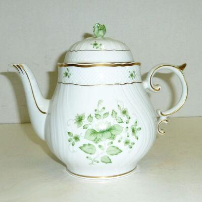 Hollohaza Hungary porcelain