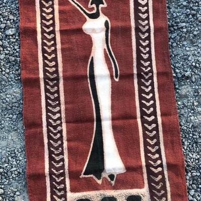 Zimbabwe batik art $50 each