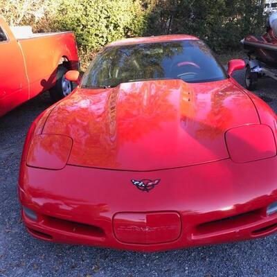 2004 Chevey Corvet 63,982 miles $17,000