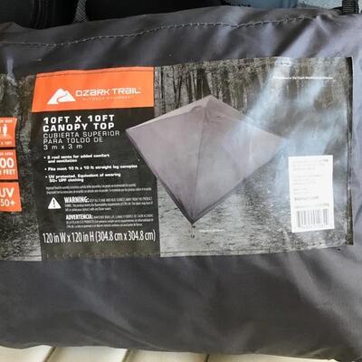 Ozark sleeping tent 10 X 10' $35