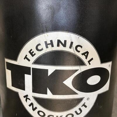 TKO boxing bag $150