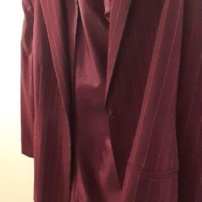 80's Vintage Pinstripe Woman's Suit