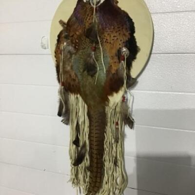 Pheasant shield
