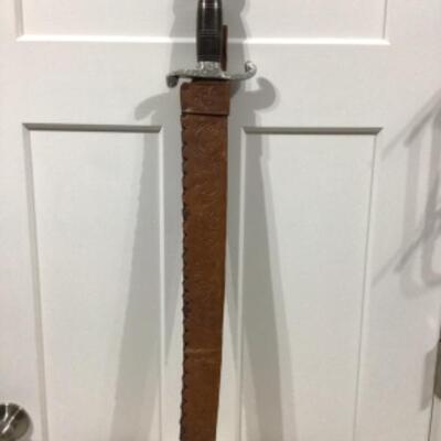 Philippine sword