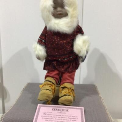 Pitsolak collector doll