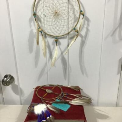 Medicine wheel, dream catcher and more