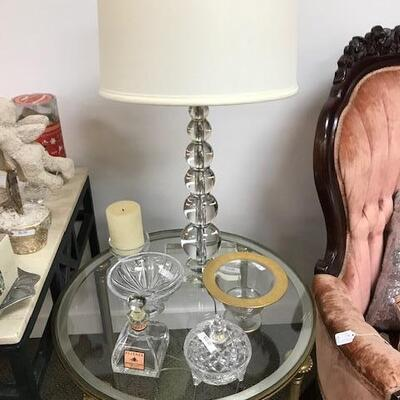 Large selection of lamps!