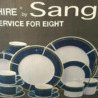 https://www.ebay.com/itm/124474081104FL0019 SAPPHIRE SANGO DINNERWARE SETTING FOR 8 -45PCS  Pickup Only Buy-it-Now  $50.00