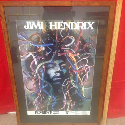 Jimi Hendrix Poster - View All Great Posters